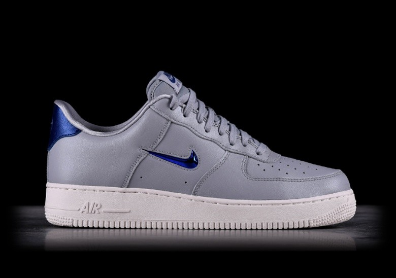 buy online 60086 ec4ac NIKE AIR FORCE 1 07 LV8 LEATHER JEWEL