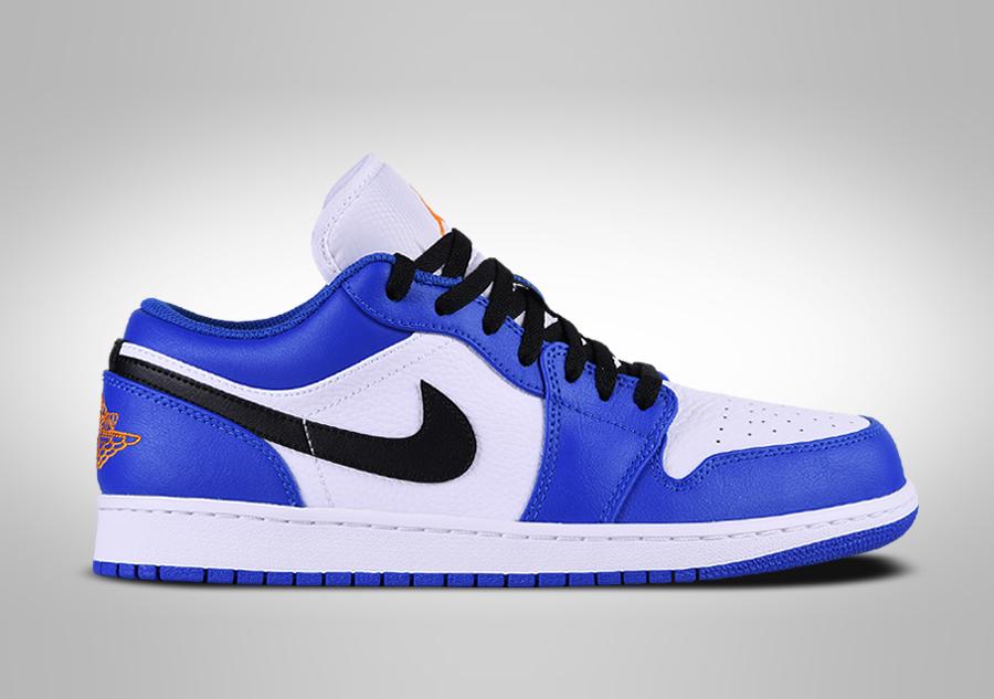 air jordan 1 low azul