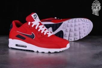 designer fashion 9bf98 61c27 NIKE AIR MAX 90 ESSENTIAL UNIVERSITY RED. AJ1285-601