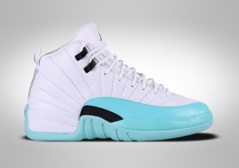 NIKE AIR JORDAN 12 RETRO GG LIGHT AQUA