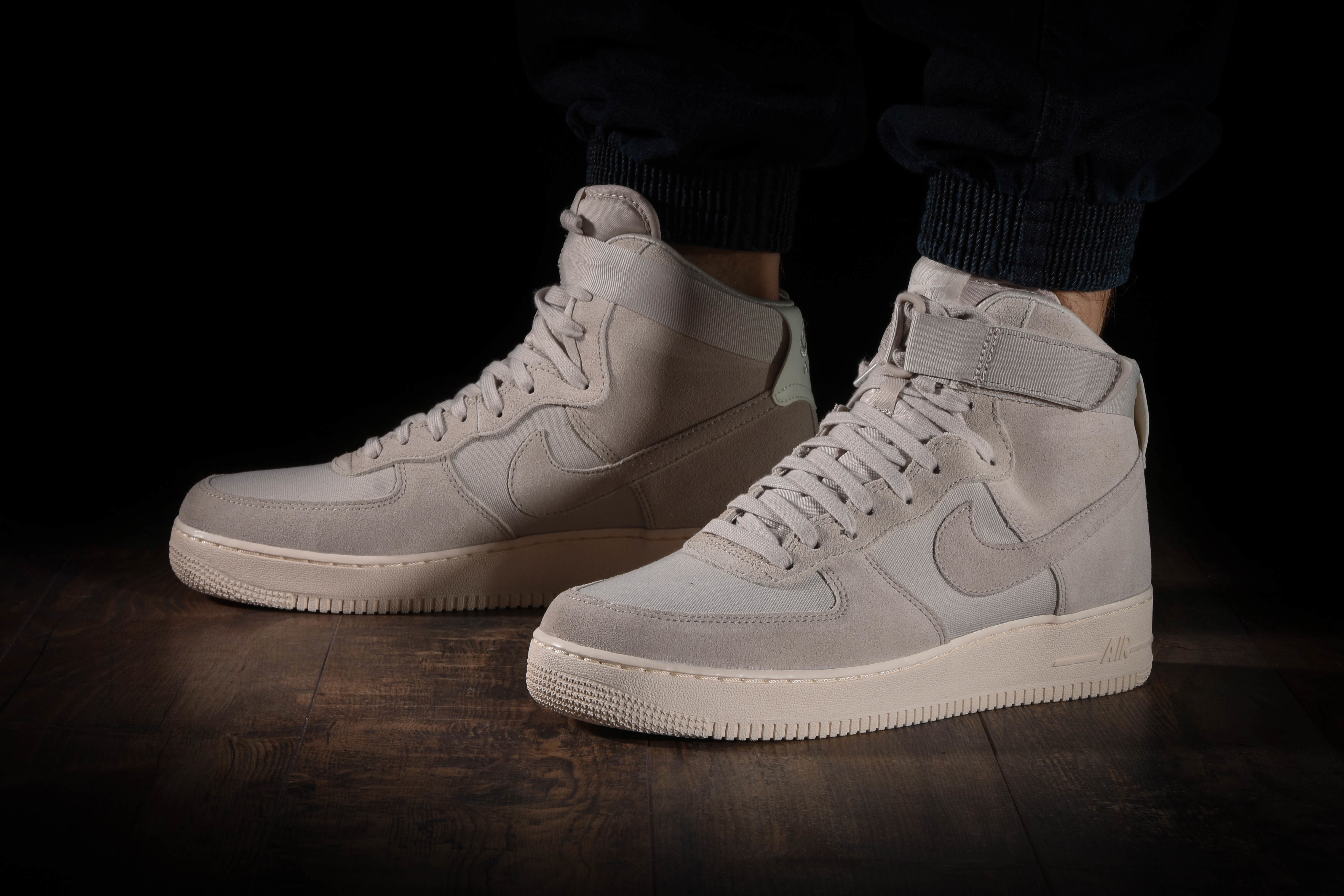 check out 86aba b6a9a NIKE AIR FORCE 1 HIGH  07 SUEDE