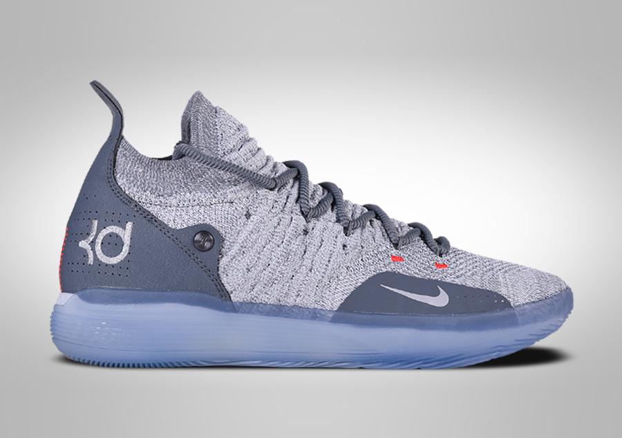 Nike Zoom Kd: NIKE ZOOM KD 11 COOL GREY Price €142.50