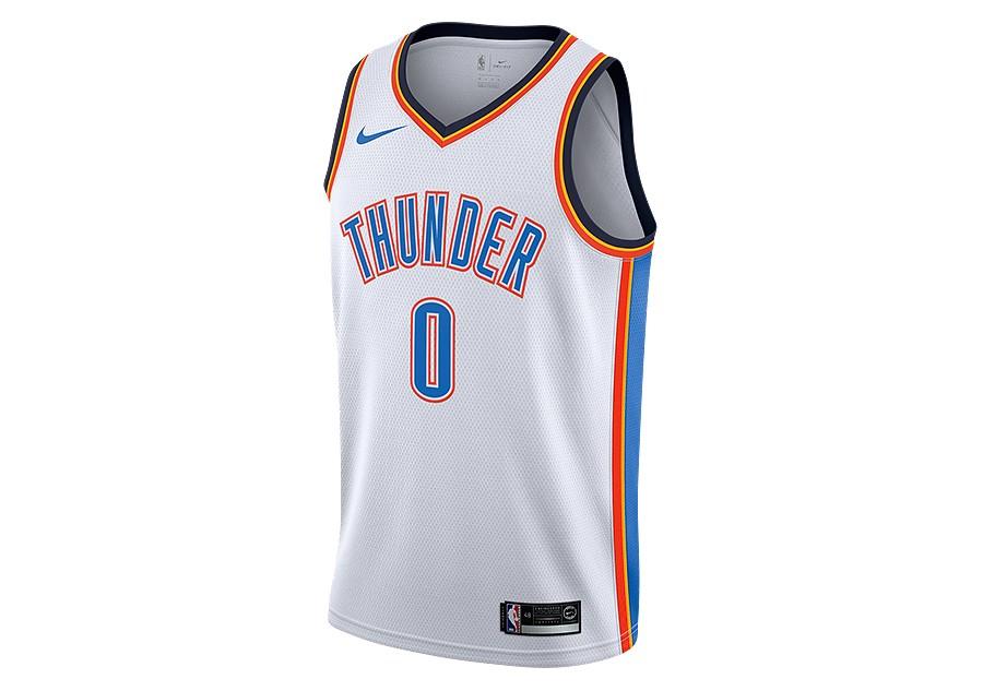 the best attitude 72205 84db9 NIKE NBA OKLAHOMA CITY THUNDER RUSSELL WESTBROOK SWINGMAN ...