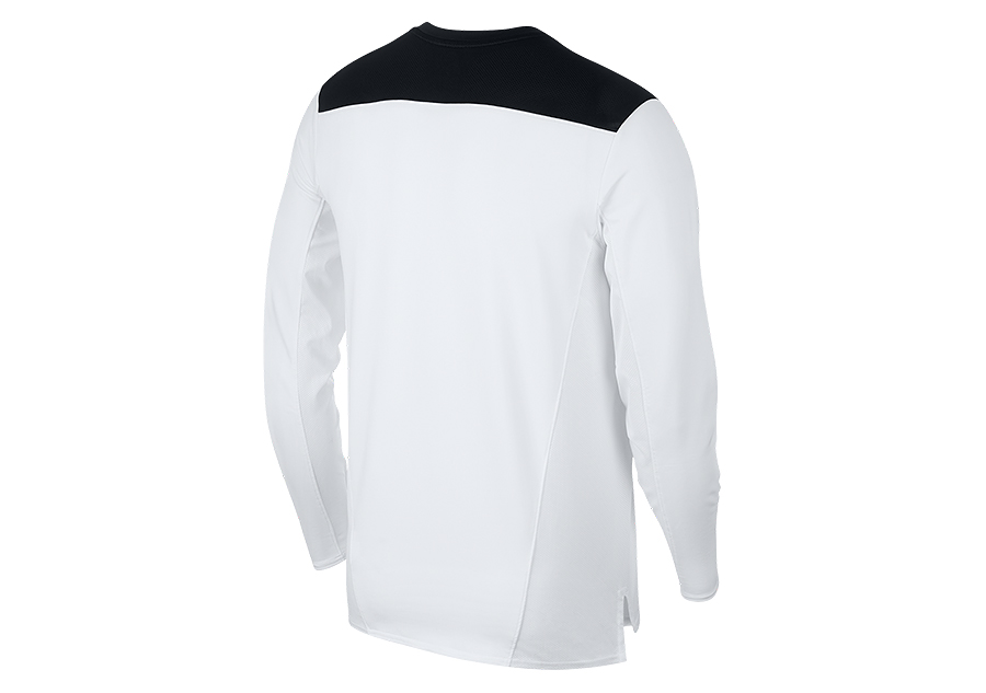 a532c5177c5136 NIKE AIR JORDAN ULTIMATE FLIGHT SHOOTING SHIRT WHITE price €55.00 ...