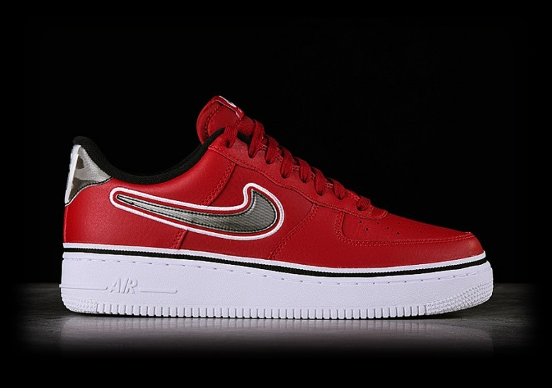 Nike Air Force 1 High 07 LV8 Gym Red