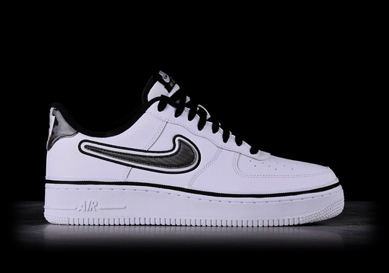 online store 54070 f841d NIKE AIR FORCE 1 07 LV8 NBA SPORT PACK WHITE EDITION
