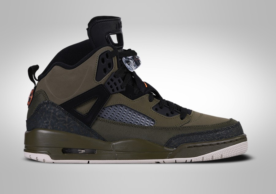 buy online baf2f 42925 NIKE AIR JORDAN SPIZIKE MILITARY GREEN