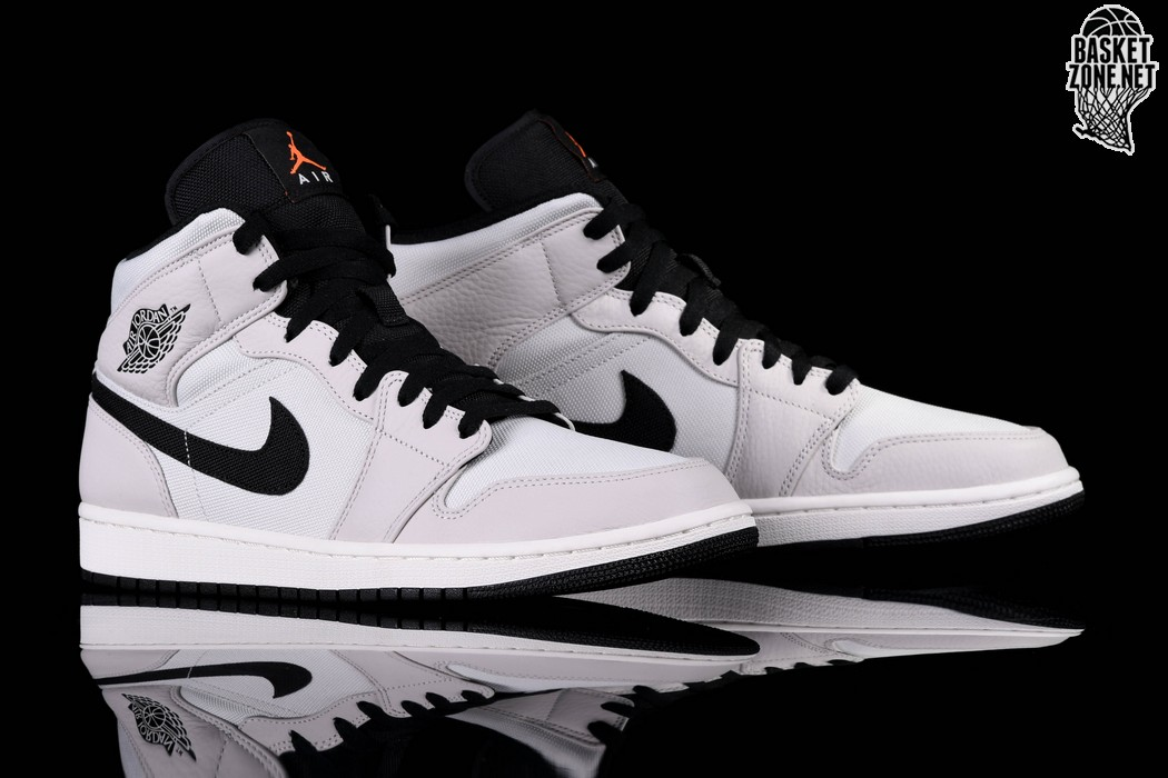 huge discount aa3b6 b578c NIKE AIR JORDAN 1 RETRO MID PREMIUM COOL GREY pour €117,50 ...