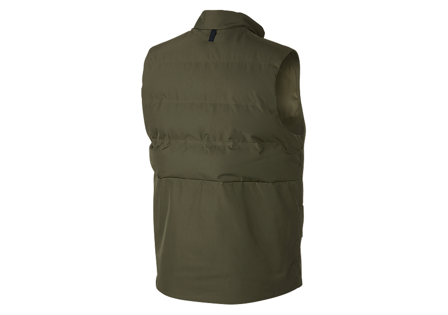 4527e34633e8a1 NIKE AIR JORDAN 23 TECH VEST OLIVE CANVAS price €122.50
