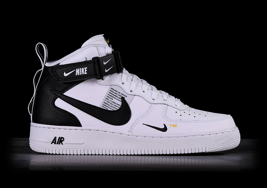 best service 4f42f 84702 NIKE AIR FORCE 1 MID  07 LV8 UTILITY WHITE price €115.00   Basketzone.net