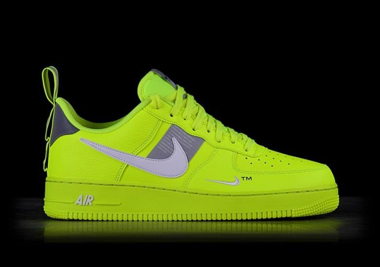 Nike Air Force 1 07 Lv8 Utility Volt Price 109 00 Basketzone Net