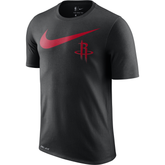 NIKE NBA HOUSTON ROCKETS SWOOSH DRY
