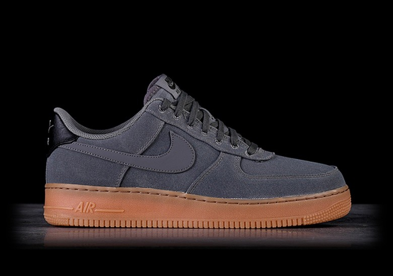 best service f4196 3fd66 NIKE AIR FORCE 1  07 LV8 STYLE FLAT PEWTER