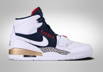 NIKE AIR JORDAN LEGACY 312 OLYMPIC DREAM TEAM