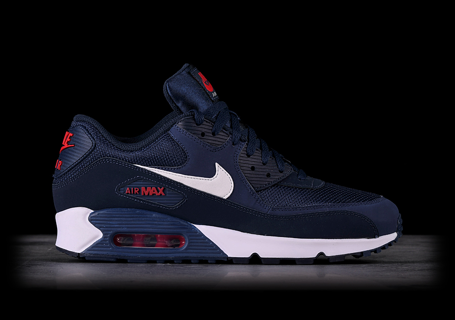 check out 89e6a 909f4 NIKE AIR MAX 90 ESSENTIAL MIDNIGHT NAVY price €122.50   Basketzone.net