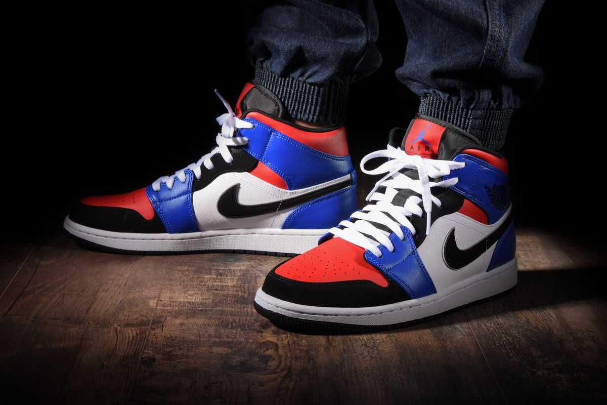 Air Jordan 1 Retro Mid Top 3 Clearance Sale, UP TO 63% OFF