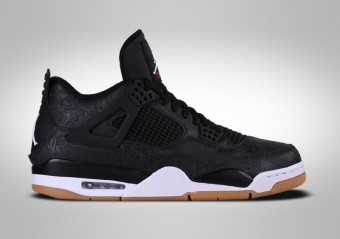 best sneakers d52e6 937fb CHAUSSURES DE BASKET. NIKE AIR JORDAN 4 RETRO ...