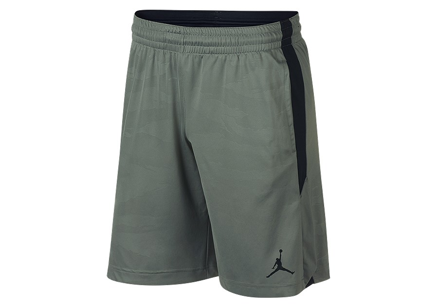 6e8be459e NIKE AIR JORDAN 23 ALPHA DRY KNIT PRINT SHORTS VINTAGE LICHEN price €32.50  | Basketzone.net