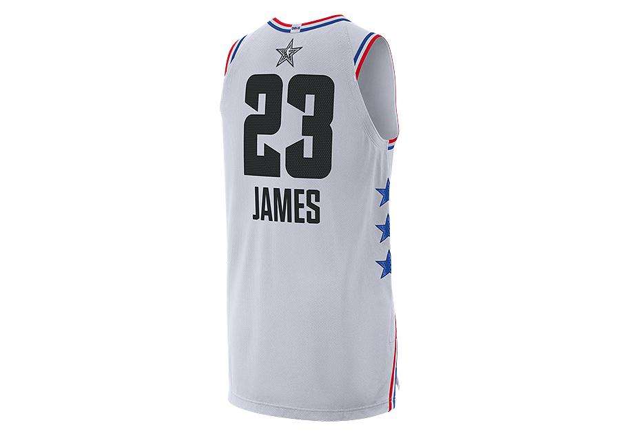 official photos 65ffa 7aba0 NIKE AIR JORDAN NBA ALL STAR WEEKEND 2019 LEBRON JAMES ...