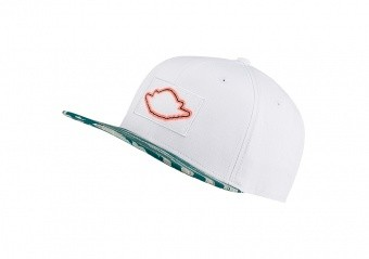 NIKE AIR JORDAN PRO COF 2.0 HAT WHITE