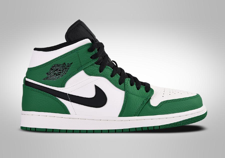 aj1 mid green