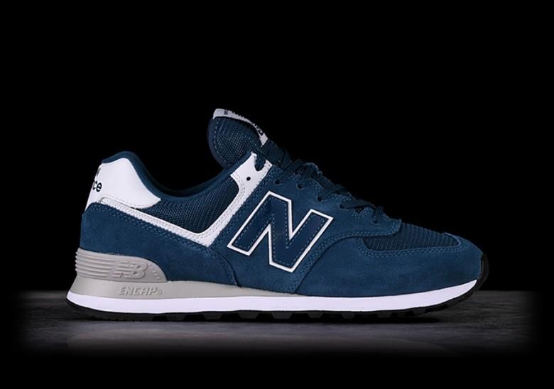 NEW BALANCE 574 BLUE NAVY