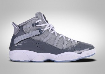 NIKE AIR JORDAN 6 RINGS COOL GREY