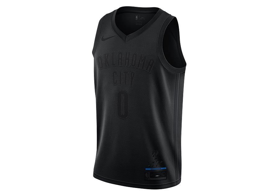 finest selection 32bbc 994c6 NIKE NBA MVP RUSSELL WESTBROOK SWINGMAN JERSEY BLACK price ...