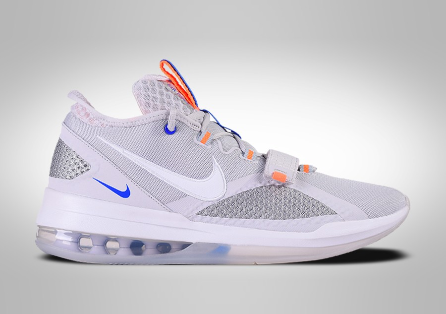 NIKE AIR FORCE MAX LOW WOLF GREY TOTAL