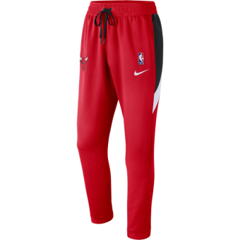 NIKE NBA CHICAGO BULLS THERMAFLEX SHOWTIME PANTS