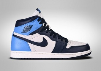 NIKE AIR JORDAN 1 RETRO HIGH OG UNIVERSITY BLUE