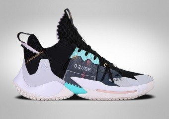 NIKE AIR JORDAN WHY NOT ZER0.2 SE FRESH MINT R. WESTBROOK