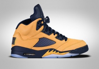NIKE AIR JORDAN 5 RETRO SE MICHIGAN