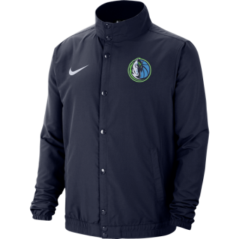 NIKE NBA DALLAS MAVERICKS LIGHTWEIGHT JACKET