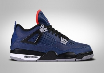 NIKE AIR JORDAN 4 RETRO WINTERIZED ROYAL BLUE