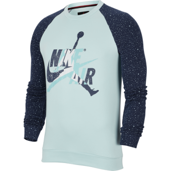 AIR JORDAN JUMPMAN CLASSICS FLEECE CREW TOP