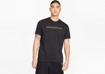 NIKE AIR JORDAN 23 ENGINEERED TEE BLACK