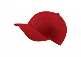 NIKE AIR JORDAN H86 JUMPMAN FLOPPY TRACK RED