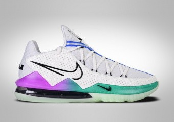 NIKE LEBRON 17 LOW GLOW IN THE DARK