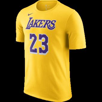 NIKE NBA LOS ANGELES LAKERS TEE
