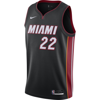NIKE NBA MIAMI HEAT ICON EDITION SWINGMAN JERSEY