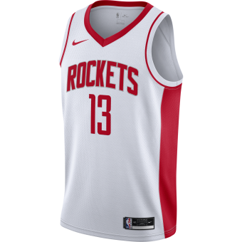 NIKE NBA HOUSTON ROCKETS ASSOCIATION EDITION SINGMAN JERSEY