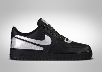 NIKE AIR FORCE 1 LOW '07 LV8 3M BLACK