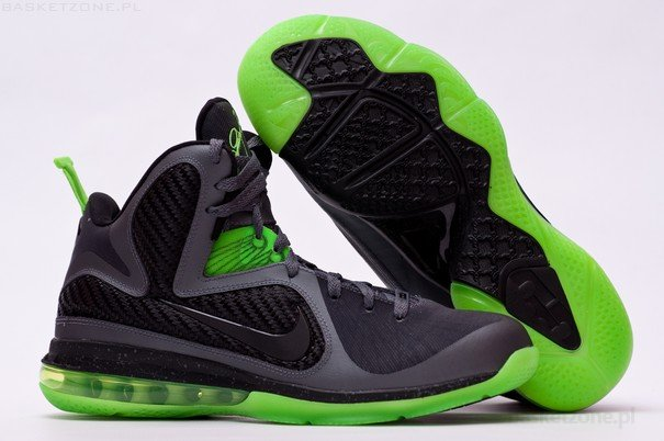 wholesale dealer 182b3 f3a45 nike lebron james the nine ix 9 dunkman