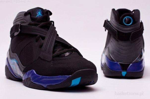 Nike Air Jordan 8,0 Paiements Flywire Aqua