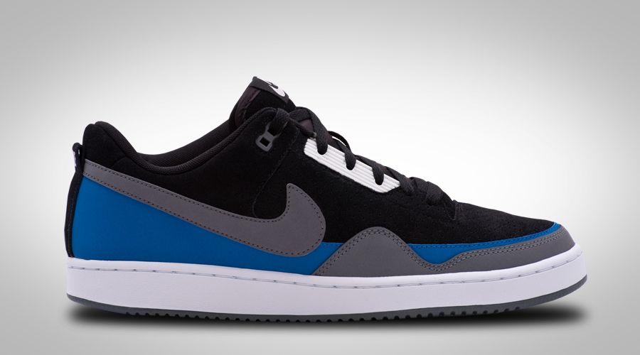 NIKE ALPHA BALLER LOW BLACK DEEP ROYAL