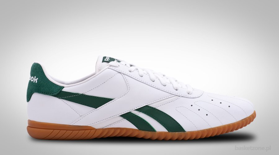 REEBOK CLASSIC HERITAGE VOLLEY WHITE DARK GREEN