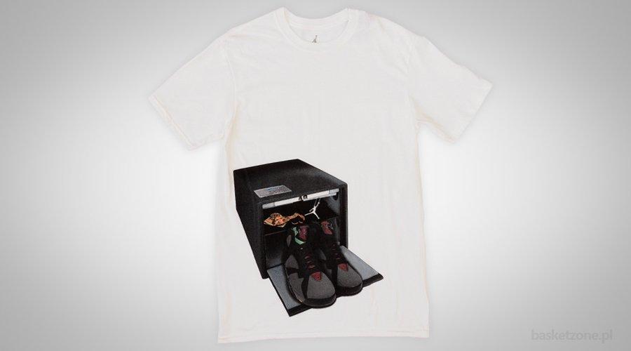 NIKE AIR JORDAN VII / 7 SAFE TEE T-SHIRT
