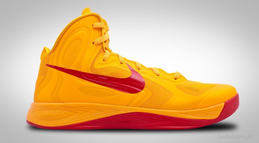 designer fashion 55194 11fac NIKE ZOOM HYPERFUSE 2012 UNIVERSITY GOLD RED price €69.00   Basketzone.net