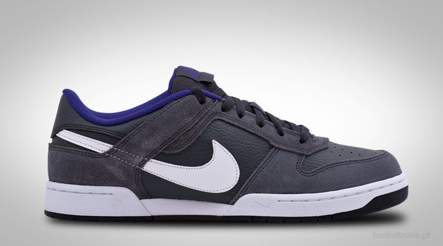 NIKE 6.0 RENZO II LOW ANTHRACITE GREY
